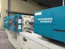 Mitsubishi 160MSV Injection Mol