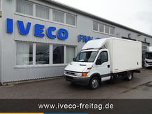 2001 Iveco Daily 50C13 KOFFER S