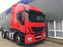 2014 Iveco Stralis AS440S46TX