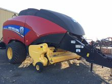 2013 NEW HOLLAND BIG BALER 340S