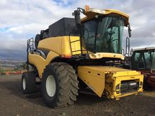 2005 NEW HOLLAND CR970