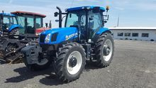 2014 NEW HOLLAND T6.165