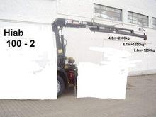 Used Hiab Hiab 100 -
