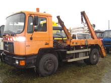Used 1991 MAN M05 /