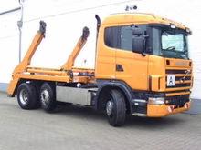 Used 1998 Scania 94