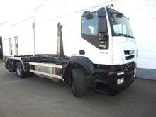 2012 Iveco Stralis AD 260S42 Y/