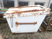 - - / Absetzcontainer #3192