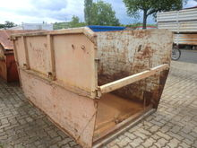 - - / Absetzcontainer #4074