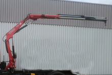 Used 2009 Fassi FASS