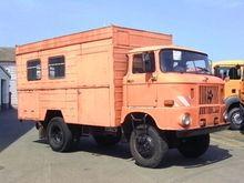 1981 IFA-AUTOMOBILW. - / W 50 L