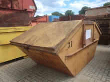 - - / Absetzcontainer #5202