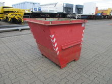 - Container 1m³, 16 x vorhanden