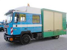 1994 MAN Spülwagen #66747