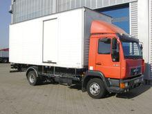 Used 2000 MAN L73 /