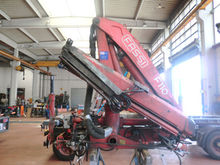 Used 2000 Fassi FASS