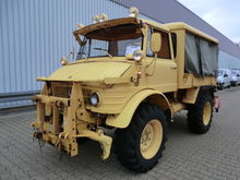 Unimog U / 406 4x4 / 4x4 #7320