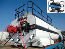 CUSTOM BUILT C15LSA Wassertank