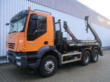 2007 Iveco Trakker / AD 260 T 4