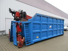 - Abroll / Kran Container #7717