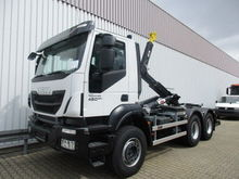 Used Iveco Trakker A