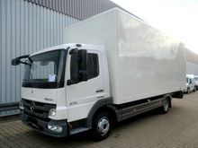 Mercedes-Benz Atego / 816 4x2 /