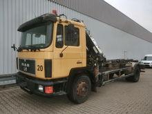 Used 1994 MAN 18.232