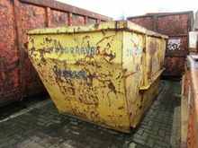 - - / Absetzcontainer #7809