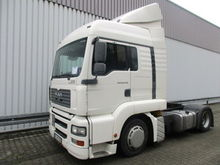 2006 MAN TGA 18.430LLS Szg Low