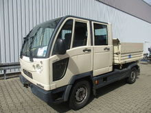 2010 Multicar M30 Fumo 4x4 Doka