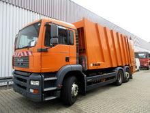 2006 MAN TGA 26.350 6x2-2BL FAU