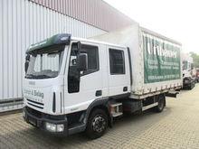 2006 Iveco Euro Cargo 80E17 4x2