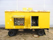 1973 - Drehstromaggregat DR150,