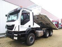 New Iveco Trakker 26
