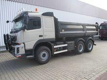 2012 Volvo FMX 460 6x4 Meiller
