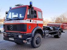 1991 Mercedes-Benz SK 1929A4x4