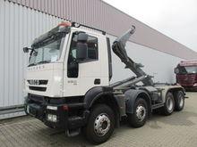 2011 Iveco Trakker AD410T45 8x4