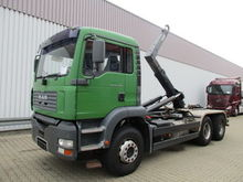 2003 MAN TGA 26.360 6x4 BB Abro