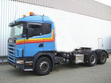 1999 Scania 144G 530 6x4 V8 #80