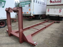 Gassmann Abrollcontainer / Rahm