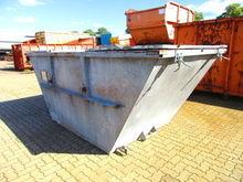 - Absetzcontainer ca.7m³ -Tiera