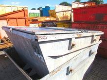 - Absetzcontainer 3m³ -Tierabfä