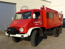 Unimog Unimog S404 4x4, Feuerwe