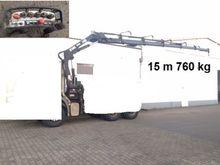 Hiab Hiab 166E-5 Duo, 15m - 760