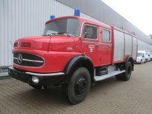 1974 Mercedes-Benz LAK 1924 4x4