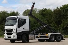Iveco Stralis AS 260S46Y/PS/6x2