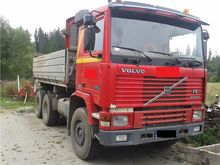 MAN DAF and other TIRES 6x4, 6x