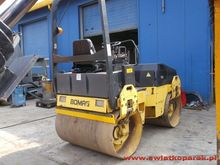 Used Bomag BW135 AD