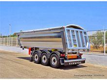 2017 TISVOL aggregate, asphalt
