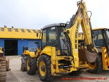 2011 New Holland B115B Backhoe