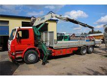 93M220 1996 Scania crane Kennis